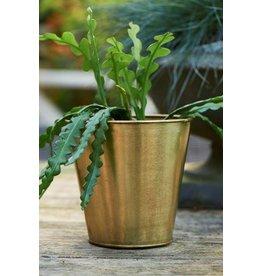 Riviera Maison Basic Brass Planter L