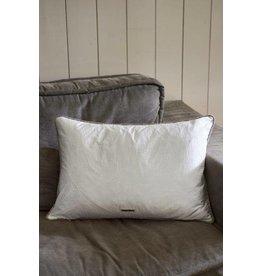 Riviera Maison City Hotel Pillow Cover white 65x45 (zonder vulling)