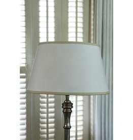 Riviera Maison Pure Leaf Lampshade white 28x38