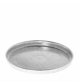 Riverdale Schaal Amaro zilver 40cm (Exclusive Offer)
