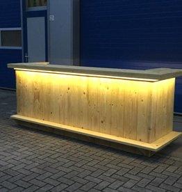 Bar / Balie met LED verlichting