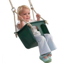 KBT Balançoire bébé en plastique rigide