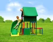 Quadro speelhuisjes