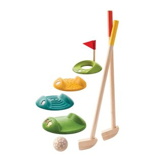Plan Toys Mini Golf - Double