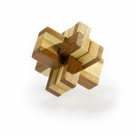 Eureka Bamboo 3D puzzel Knotty