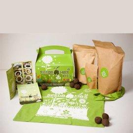 Stadtgardner Seed Bombs kit DIY
