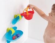 Toboggan à billes Les plaisirs du bain