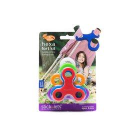 Stick-lets: Hexa kit 6pc