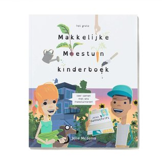 Makkelijke Moestuin Makkelijke Moestuin kinderboek