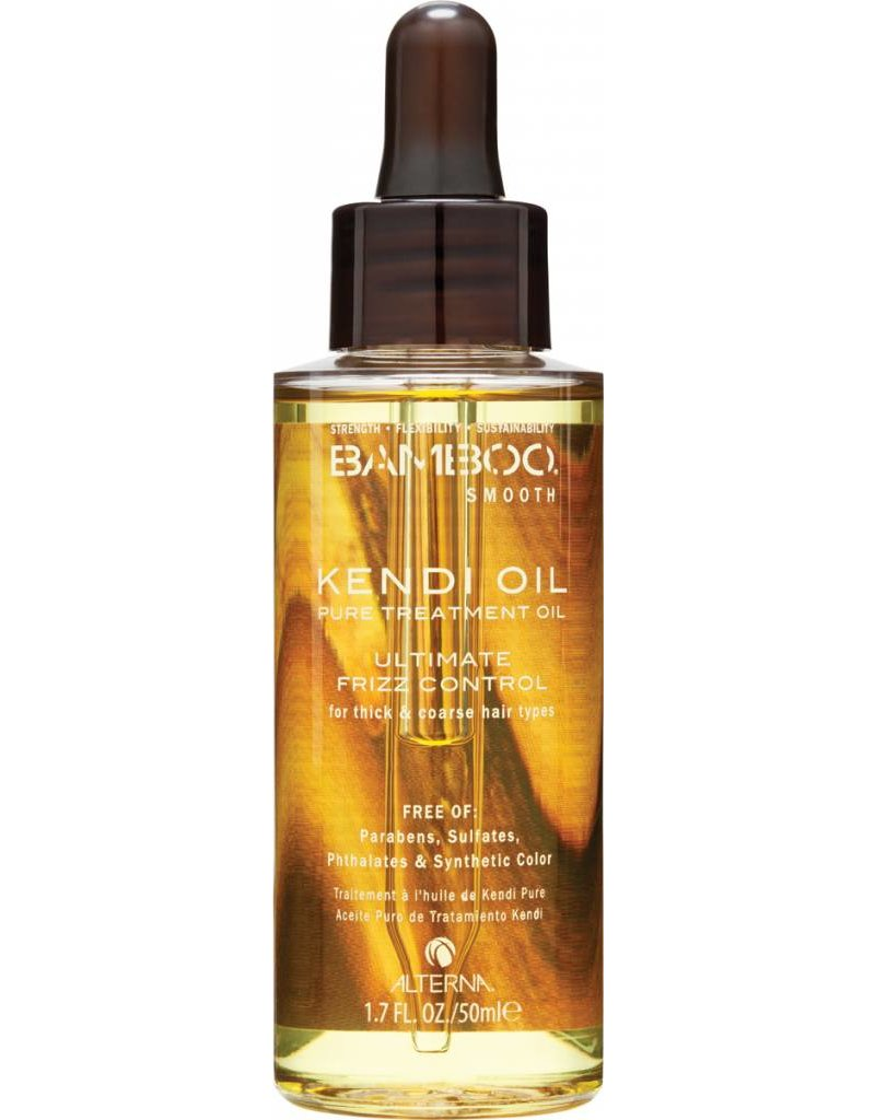 Alterna Alterna Bamboo Smooth Kendi Pure Treatment Oil 50ml