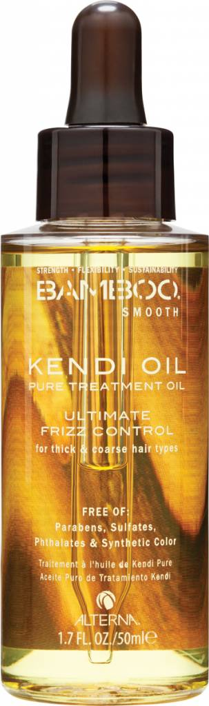 Alterna Alterna Bamboo Smooth Kendi Pure Treatment Oil 50ml