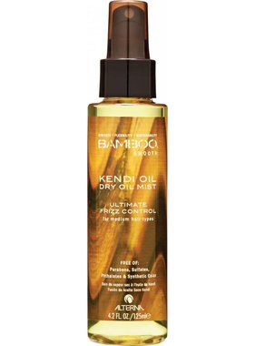 Alterna Alterna Bamboo Smooth Kendi Dry Oil Mist 125ml