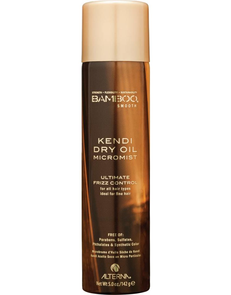 Alterna Alterna Bamboo Smooth Kendi Dry Oil Micromist 142gr