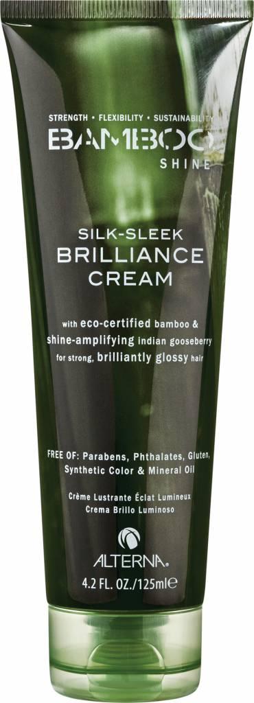 Alterna Alterna Bamboo Shine Silk-Sleek Brilliance Cream 125ml