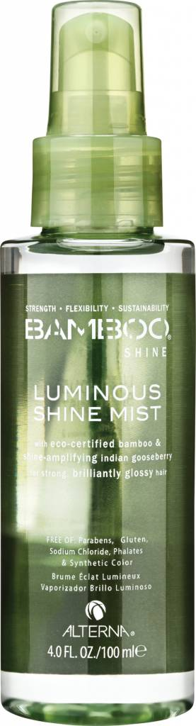 Alterna Alterna Bamboo Shine Luminous Shine Mist 125ml