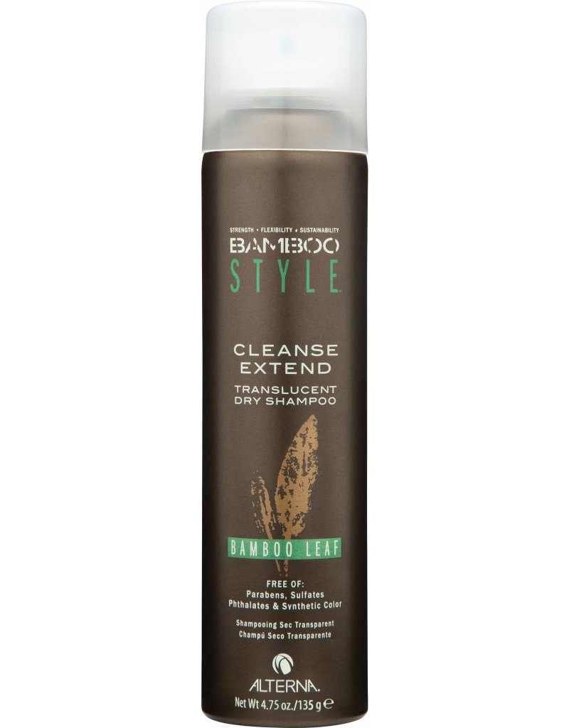 Alterna Alterna Bamboo Style Cleanse Extend Translucent Dry Shampoo - Bamboo Leaf 150ml