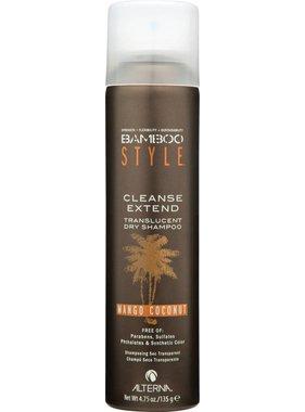 Alterna Alterna Bamboo Style Cleanse Extend Translucent Dry Shampoo - Mango Coconut 150ml