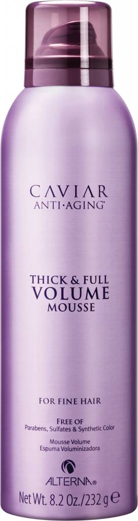 Alterna Alterna Caviar Thick & Full Volume Mousse 232g