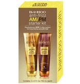 Alterna Alterna Bamboo Smooth Anti-Frizz AM/PM Starter Kit (2x150ml)