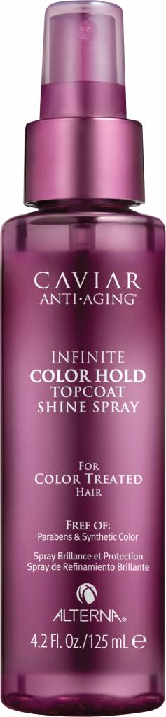 Alterna Alterna Caviar Infinite Color Hold Topcoat Shine Spray 125ml