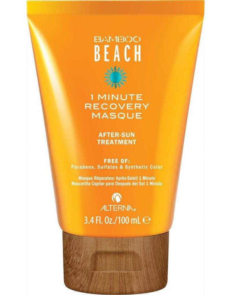 Alterna Alterna Bamboo Beach 1 Minute Recovery Masque 100ml
