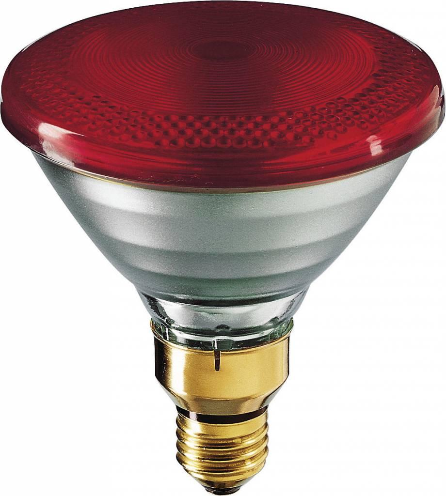 Infraphil 230v 150w e27 par38e lamp belgie for Lampen 0 36w 6v