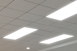 integral panel led backlit 120x60 50w 4000k 6900lm high. Black Bedroom Furniture Sets. Home Design Ideas