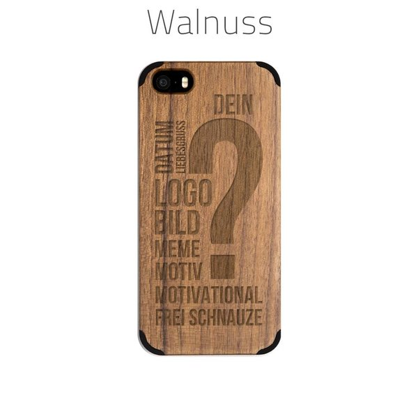 Custom engraved iPhone 5/5s/SE