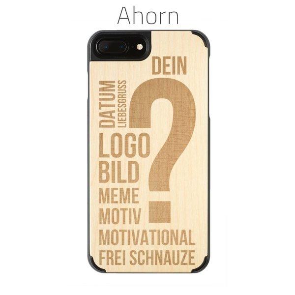 Custom engraved iPhone 7 Plus