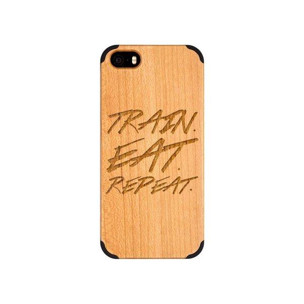 iPhone 5 - Train. Eat. Repeat.