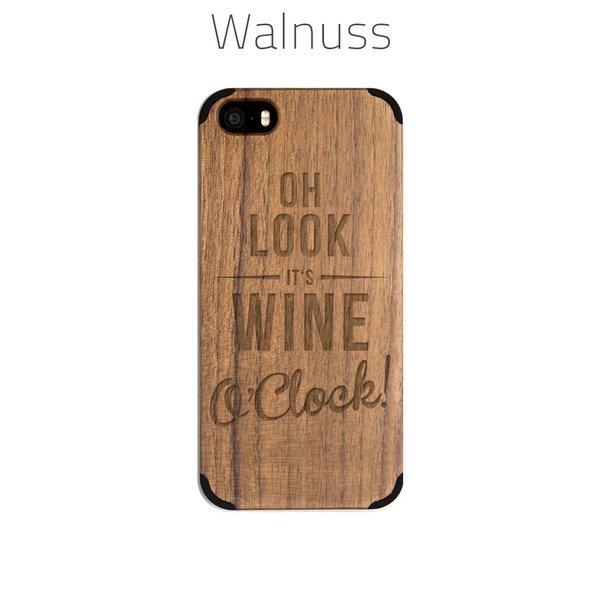 iPhone 5 - Wine o'clock