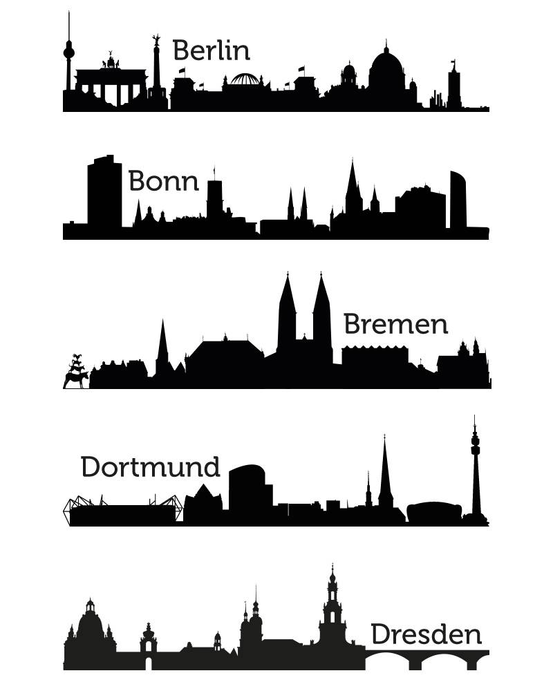 deutsche grossstädte