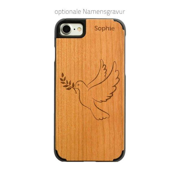 iPhone 7 - Friedenstaube