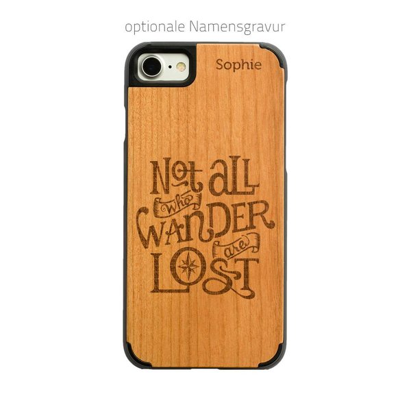 iPhone 7 - Not all who wander are lost