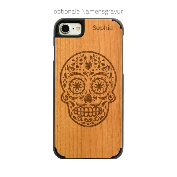 iPhone 7 - Sugar Skull