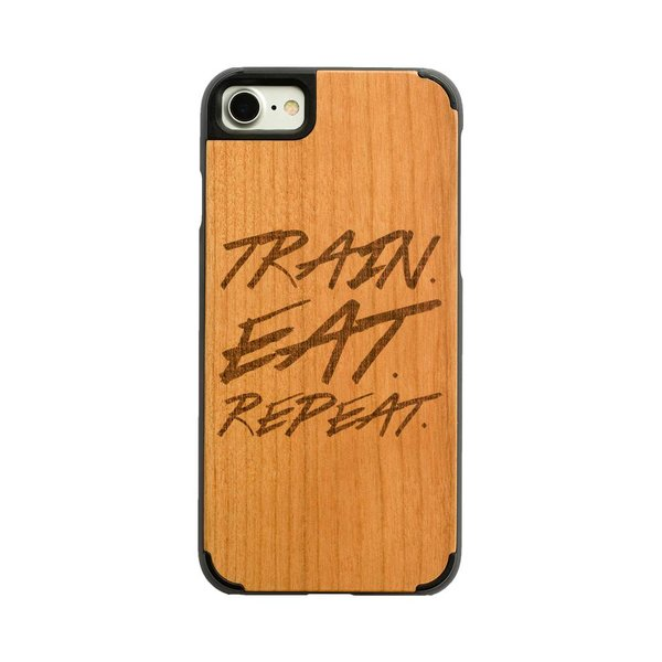 iPhone 7 & 8 - Train. Eat. Repeat.