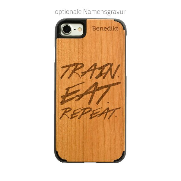 iPhone 7 - Train. Eat. Repeat.