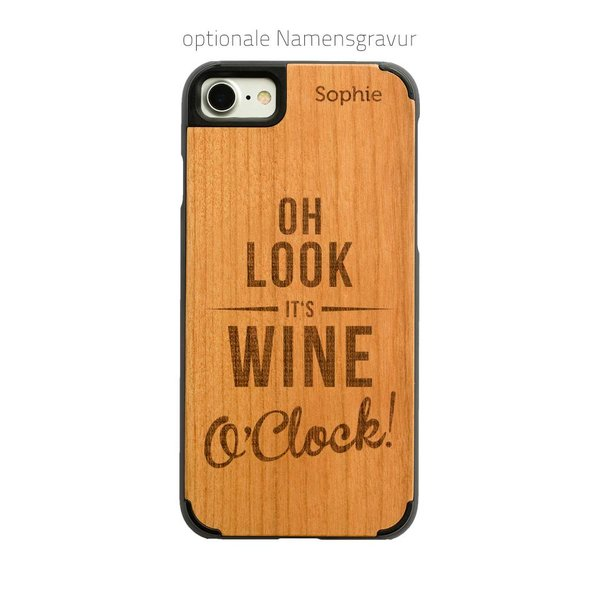 iPhone 7 & 8 - Wine o'clock