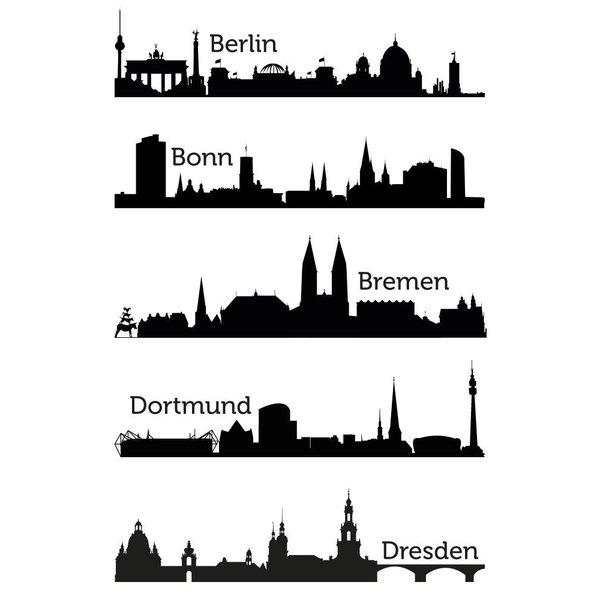 iPhone 7 Plus - Deutsche Städte