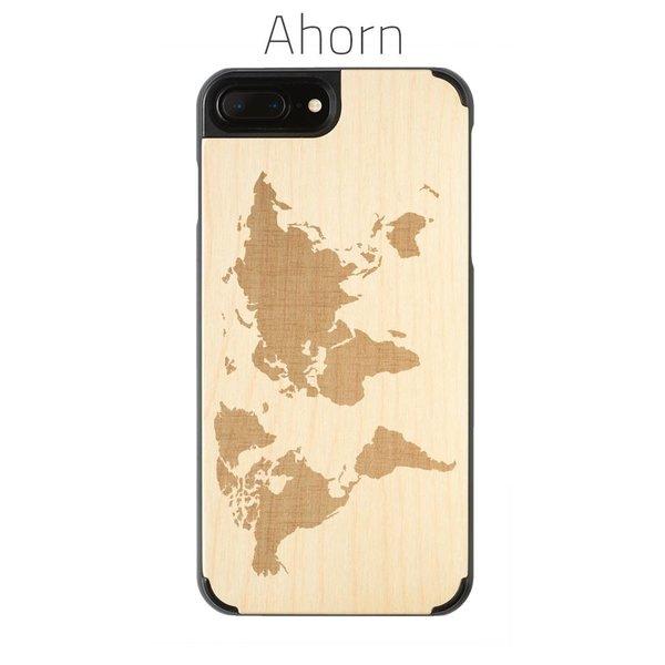 iPhone 7 Plus - Worldmap