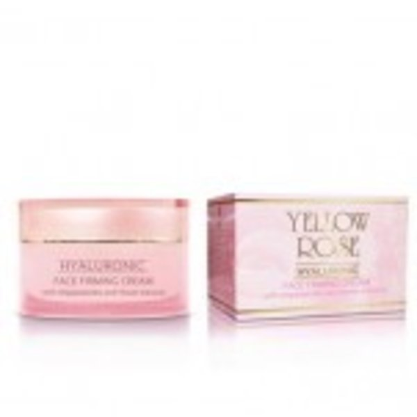 Yellow Rose Cosmetics HYALURONIC FACE FIRMING CREAM 50ml