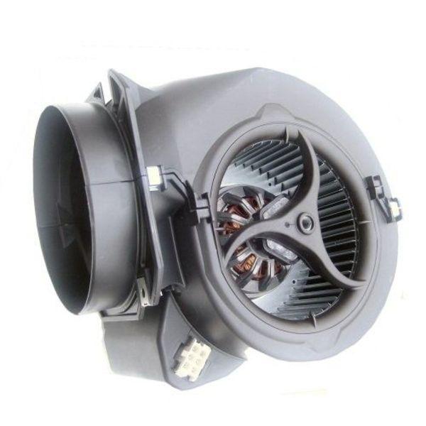 Turbine novy ebm D2E146-HS25-20 180177 dia 150mm