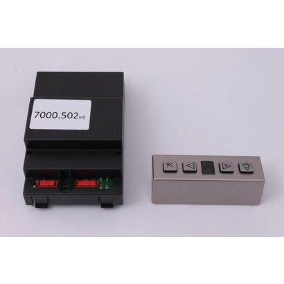 990022 module en bedieningsknoppen novy dampkap