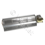 Tangentiaal ventilator 300 mm accumulatie