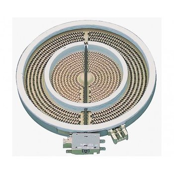 Kookzone hilight dual 195/120 mm 1900/800watt