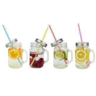 MASON Jar | 6 Drinking Jars