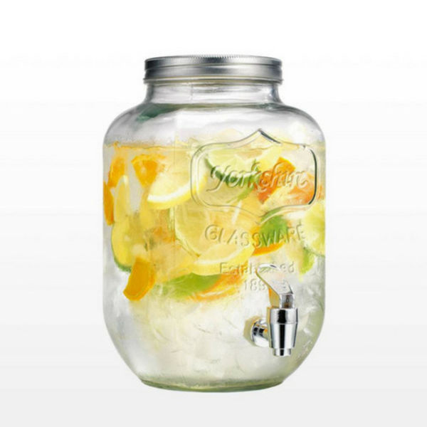 Drinking Jar Spender von 8 Liter