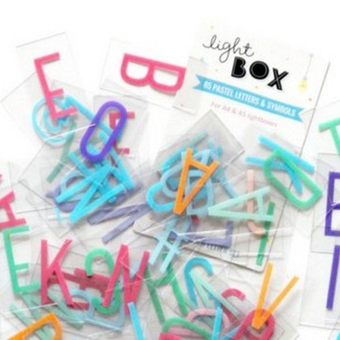Lightbox Packs
