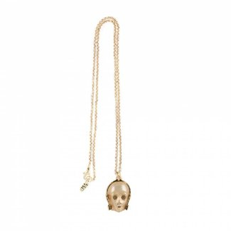 STAR WARS Necklace C3PO