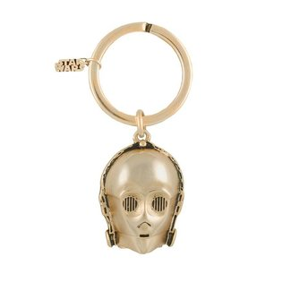 STAR WARS Key Ring C3PO